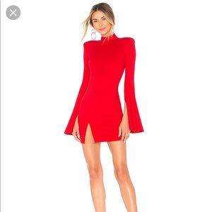 REVOLVE Mr. Gibson Mini Dress Michael Costello